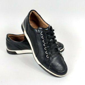 Cole Haan Air Quincy C12434 Men's Black Leather Ox